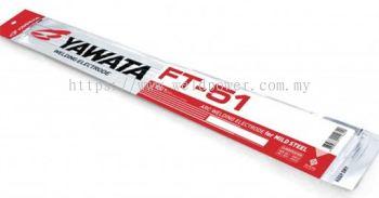 50 stick Mild Steel Welding Electrode 1.6mm x E6013 FT-51 Yawata Vacuum Pack