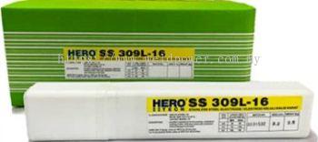 2.5 kgs Stainless Steel Welding Electrode 2.6mm x E309L-16 Hero Tech