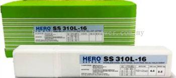 2.5 kgs Stainless Steel Welding Electrode 3.2mm x E310L-16 Hero Tech