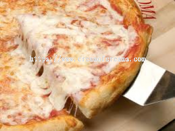 Mozz On Pizza