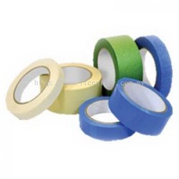 High Temperature Car Spray Painting Masking Tape