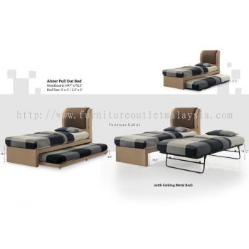 ALSTER PULL OUT BED