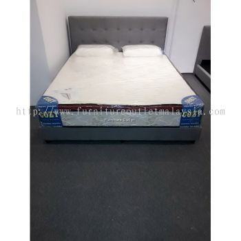 ABBIE KING BED GREY MALAYSIA