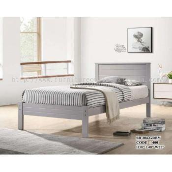 Set Katil Single Saiz Sb 304 Bed