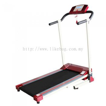 Indoor Fitness Hydraulic Folding Portable Electric Treadmill