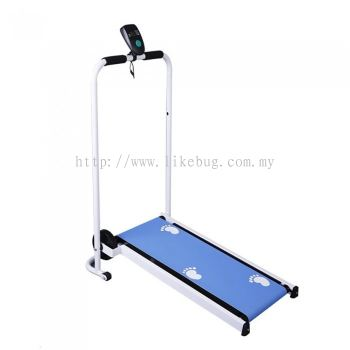 Home Indoor Fitness Mini & Foldable Treadmill Design A