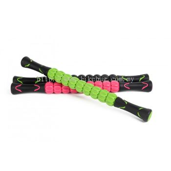 Muscle Roller Yoga Stick With Gear