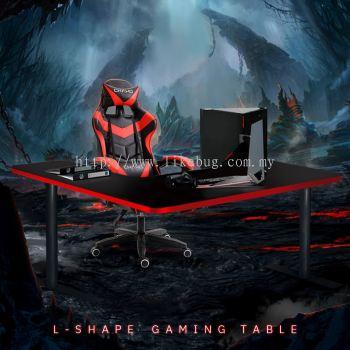 Full L Design Gaming Table