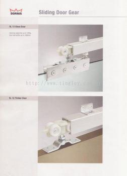Dorma Sliding Door System