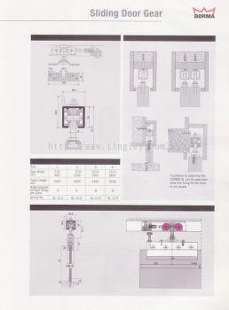 Dorma Sliding Door System 001