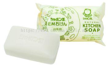 EM Shabondama Kitchen Soap 100g