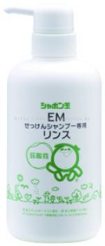 EM Shabondama Rinse (Conditioner) 520ml