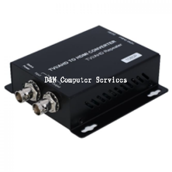 TVH1 – Convert AHD/TVI to HDMI with Loopout