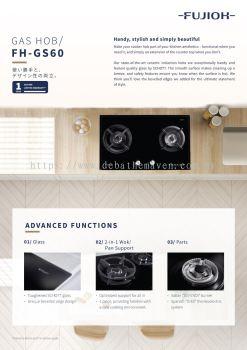 FUJIOH - PACKAGE PRICE LIST
