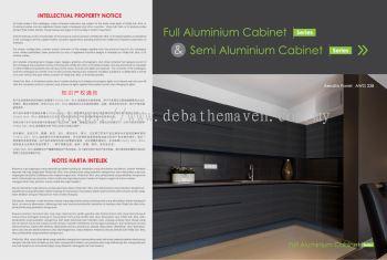 BRAND: VITALLY (Aluminium Cabinet/Drawer)