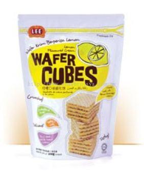 Lemon Wafers 200g