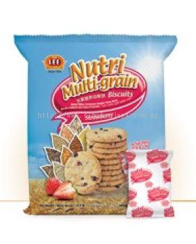 Nutri Multi-grain, Strawberry & Raspberry