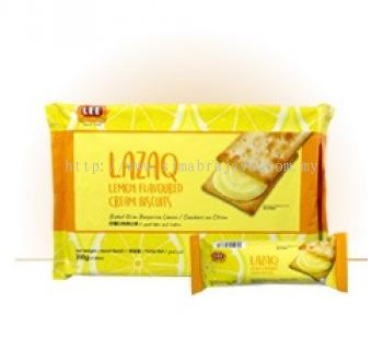 Lazaq Lemon Flavoured Cream