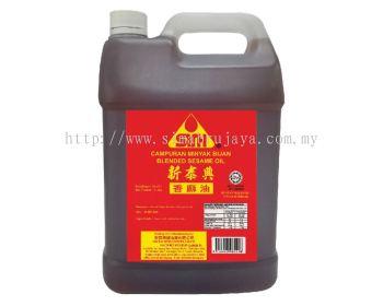 STH Blended Sesame Oil