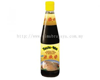 Taste-Me Sauce for Steamed Fish & Seafood