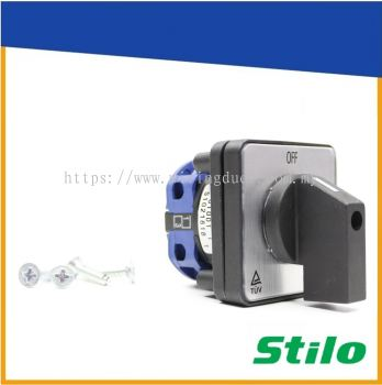 STILO On Off Selector Switch - 25A