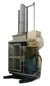 40 Ton Hydraulic Steel Drum Crusher