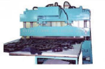 200 Ton Hydraulic Die-Cutting Press