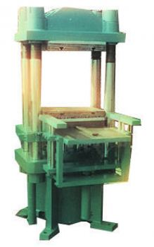 200 Ton Rubber Hot Press