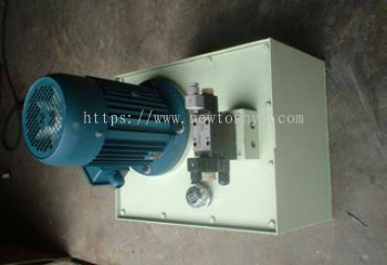 3HP Hydraulic Power Unit