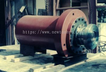 500 Ton Hydraulic Double Acting Cylinder