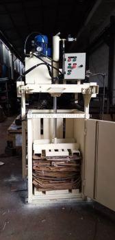 Cardboard Bundle Machine