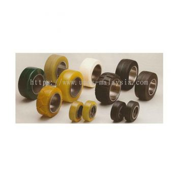 Reach Truck Polyurethane Wheels
