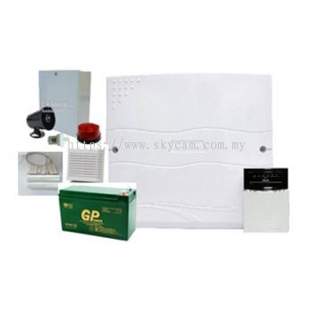 DEFENDER 8 Zone Alarm Value Package