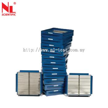 Grid Sieves Set - NL 1004 A / 001