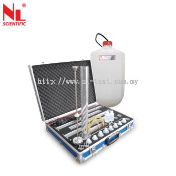 Sand Equivalent Test Apparatus - NL 1000 X / 002