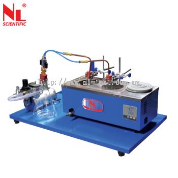 Binder Recovery Apparatus - NL 2041 X / 001
