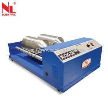 Bottle Roller Apparatus - NL 2013 X / 002