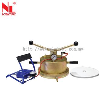 Pressure Filter - NL 2026 X / 001