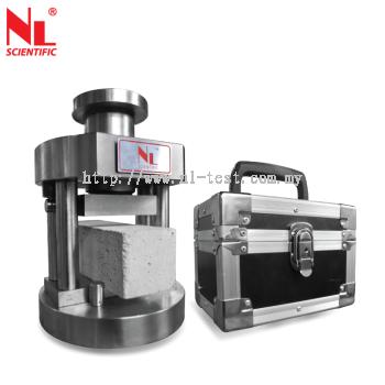 40.1 x 40 x 160 mm Mortar Prism Compression Device - NL 3027 X / 002 - P 003