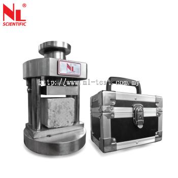 50mm Mortar Cube Compression Device - NL 3027 X / 002 - P 002