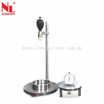 Dropping Ball Apparatus - NL 3002 X / 001
