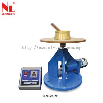 Flow Table Apparatus (ASTM) - NL 3016 X / 001 & 002