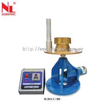 Flow Table Apparatus (EN) - NL 3016 X / 003 & 004