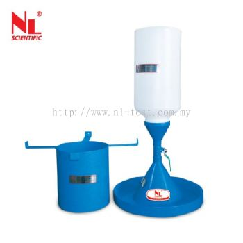 Budget Sand Density Cone Apparatus (6 1/2
