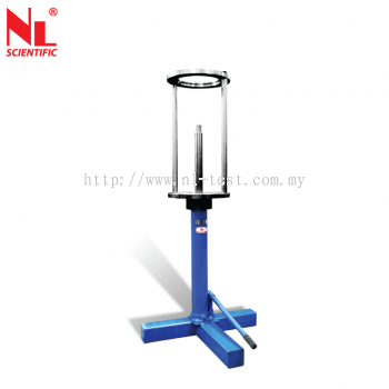 Hand Operated Vertical Universal Extruder - NL 5041 X / 002
