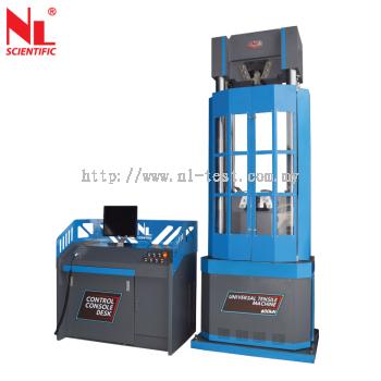 Universal Testing Machine ( Multi Wire Steel Strand) 600kN - NL 6000 X / 028