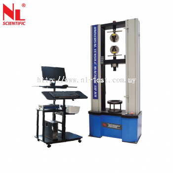 Servotec Fully Automatic Universal Tensile Machine 10, 20 & 50kN - NL 6000 X / 019A, 020A & 032