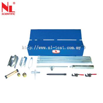 Soil Sampling Apparatus - NL 5042 X / 001