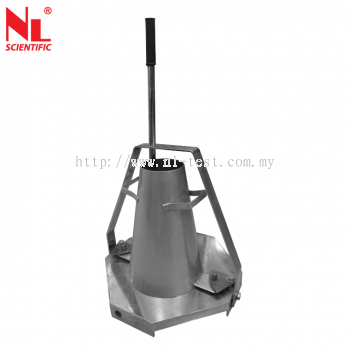 Portable Slump Cone Apparatus - NL 4013 X / 002