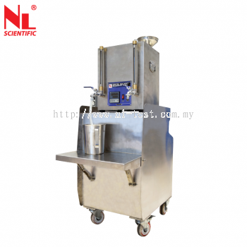 Solvent Recovery Still Apparatus - NL 2036 X / 004